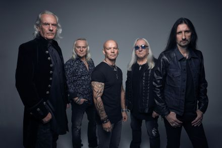 URIAH HEEP (by Richard Stow)